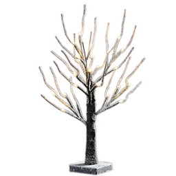 Lightshare Lighted Snow Tree Bonsai Giveaway Service Where Brands Connect With Influencers